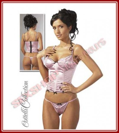 ΡΟΖ SET STRING ME TOP 75B/SMALL