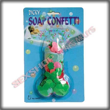 SOAP CONFETTI
